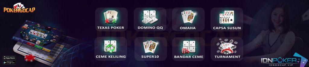 8 Jenis Permainan Dalam 1 Akun