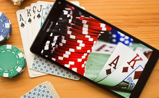 Bermain IDN Poker Online Android