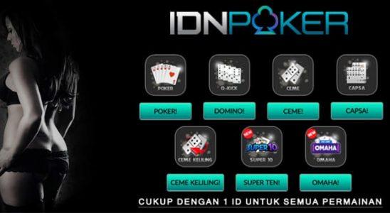 Daftar Judi Poker Deposit Termurah